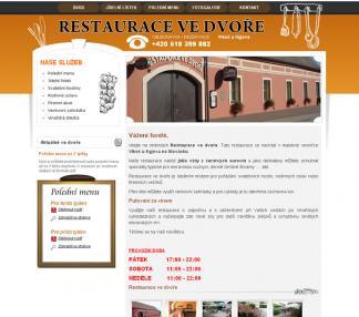 Restaurace Vlkoš