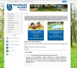 Technické služby Kyjov